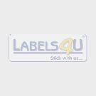 FRAGILE Labels 76x19 5 Per Sheet