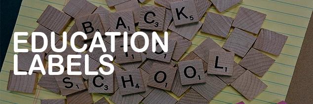 Education Labels