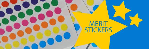 Merit Stickers